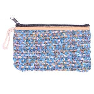 Hemp Coin Purse with Hand Strap