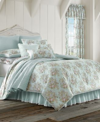 Piper & Wright Haley 4-Pc. King Comforter Set | macys.com