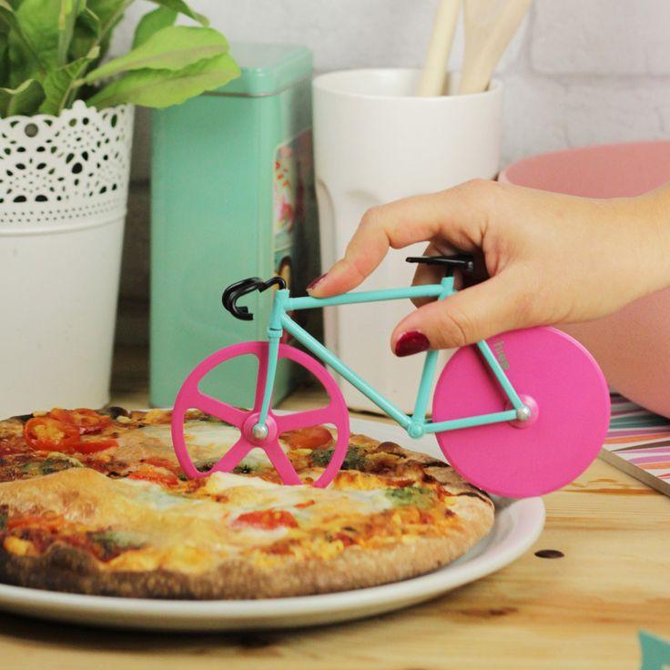 Pizzaschneider Fahrradtour