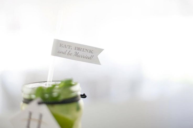 Mojito in a jar! - http://www.hillcrestfarm.co.za/venues/weddings
