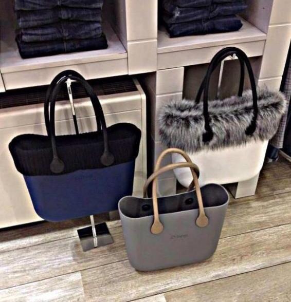 Customise is my thing...i choose OBAG! #obag #itbag #fur #fullspotbiarritz #fullspot