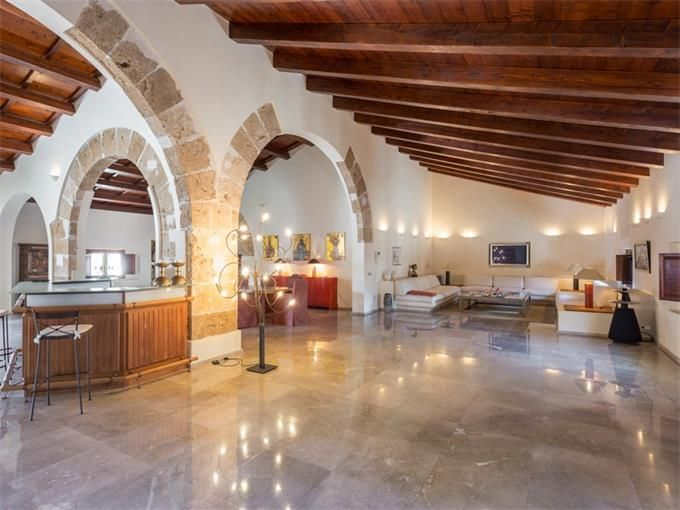 Single Family Home for sales at Stunning refurbished palace in the Old Town   Palma, Mallorca 07001 Spain