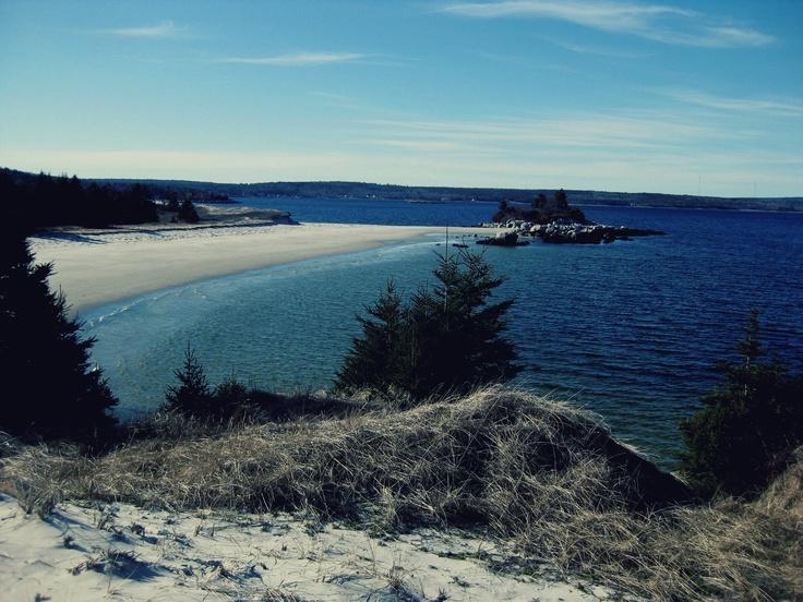 Carters Beach, Port Mouton Nova Scotia, Canada. taken by Myself.