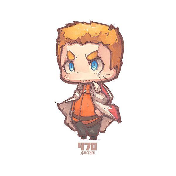 470 - Naruto Uzumaki, Jr Pencil on ArtStation at https://www.artstation.com/artwork/KdK1r