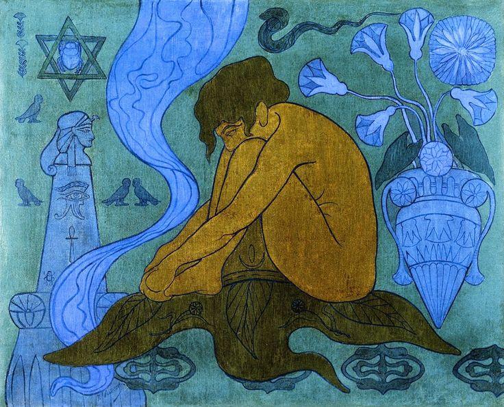Ranson, Paul - Nabis Art | THE PRODIGIOUS CENTURY