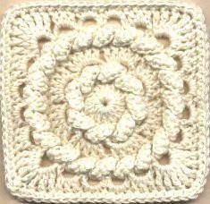 Fisherman's Ring: Fishermans Rings, Crochet Granny Squares, Free Crochet, Crochet Free Patterns, Rings Squares, Granny Square Patterns, Crochet Patterns, Rings Crochet, Crochet Squares Patterns