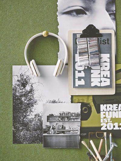 aHEAD,Nuevos auriculares de #diseño de la firma #Kreafunk - #Hi-Fi #estilonordico