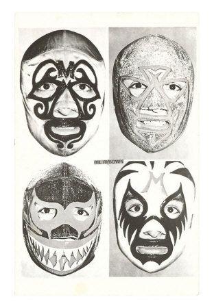 Mil Mascaras