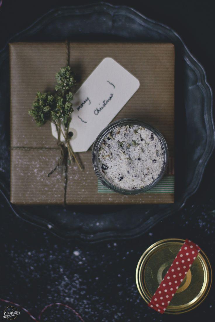 Home Made Edible Christmas Gifts | Regali Commestibili di Natale | Lab Noon #LabNoonXmas