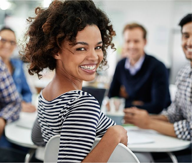 Does your working day leave you tired and depressed? Try this simple trick to feel happier at work!