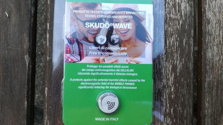 #skudowave..inibisce le radiazioni emesse da tutti i dispositivi elettronici ;)..buona lettura!