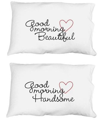 Do u like to design your couple pillow cases?