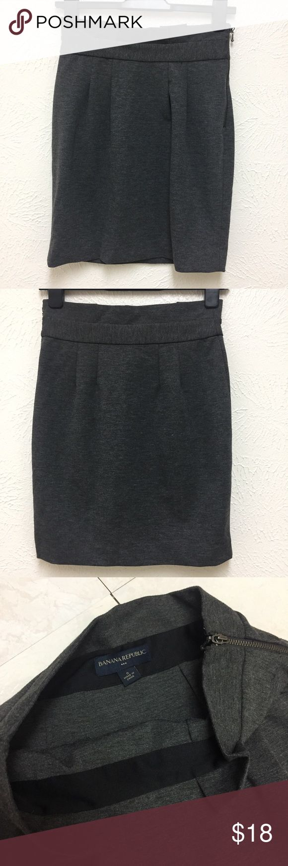 EUC Banana Republic Skirt Size 0 See pictures for details and conditions.   ❌NO trade ❌Lowball Offer Will be IGNORED&BLOCKED.  ⚡️Serious Buyer ONLY⚡️NO DRAMA! ⭐️Same/next day shipping via USPS ⚠I video record all sales from packing to shipping so we are both protected ⚠ Banana Republic Skirts