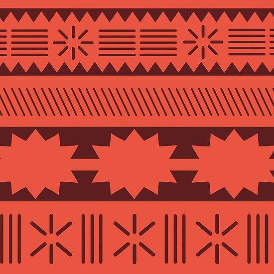 Moana Minimalist Pattern