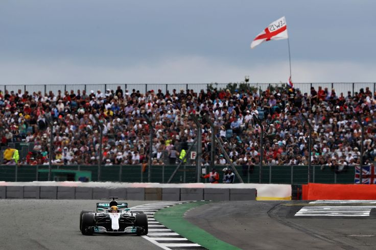 F1 resultados de 2017: Lewis Hamilton gana el gran Premio de Gran bretaña, el más completo orden de llegada
