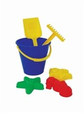 For 60 years Plasto has been making sustainable and safe toys in Finland which bear the Finnish Flag of Quality. The range includes all things for the beach as well as a kitchen range.