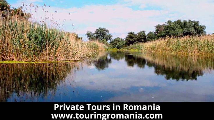 "Explore Danube Delta from Romania, ""The Amazon of Europe"" - Private Tour"