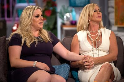 Vicki Gunvalson Says Her Daughter Briana Culberson 'Almost Died' As A Result Of Dirty Scalpel During Operation!