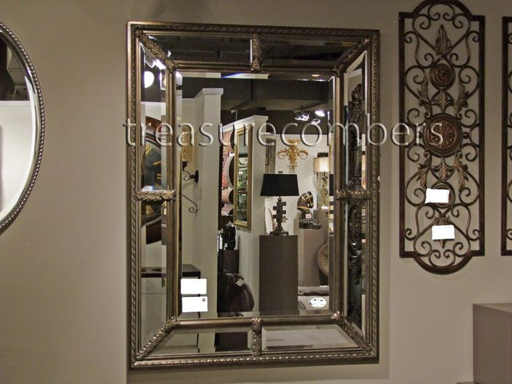 Uttermost Lucinda Mirror Decorative Wall Mirror