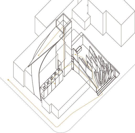 Student Project   New Urban Cemetery: Departures 1 & 2   Tyler Allen Bradt « World Landscape Architecture – landscape architecture webzine
