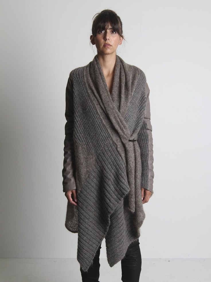 Isabel Benenato. I would live in this sweater!