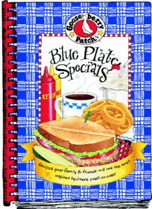 Gooseberry Patch Recipes: 3-Pepper Quesadillas from Blue Plate Specials Cookbook@David Williams@Davina Hall