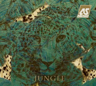 Tapetenkollektion «Jungle» Von «A.S. Création»: Tapeten Artikel 39;  Raumbilder