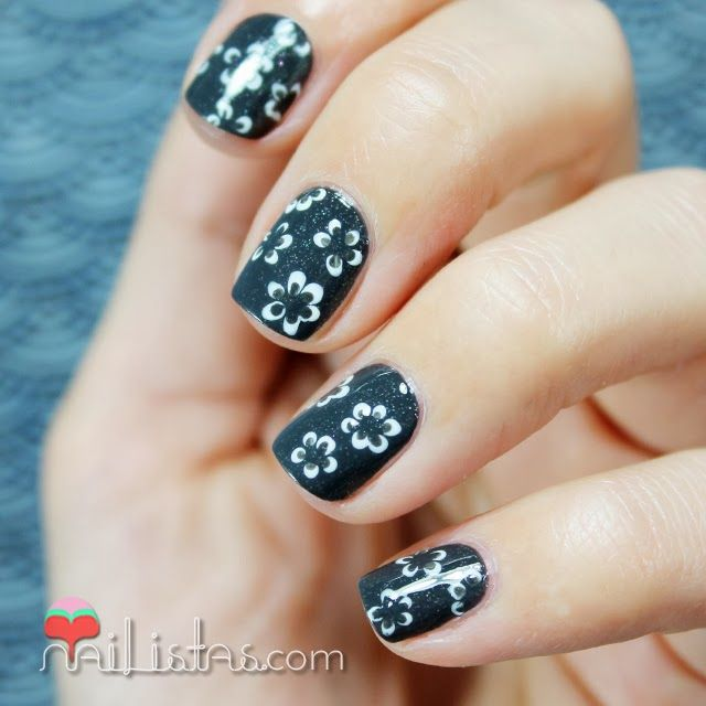 12 best diseños de uñas con puntero images on Pinterest | Cute nails ...