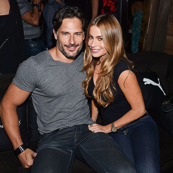 Sofia Vergara and Joe Manganiello Rock Their Bodies at Justin Timberlake Concert