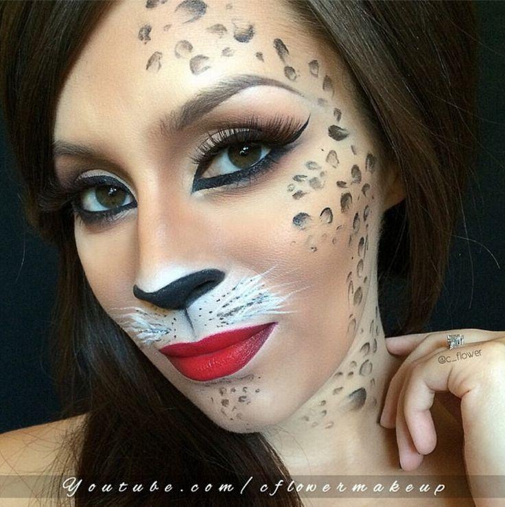 23 best Halloween Makeup images on Pinterest | Halloween make up ...