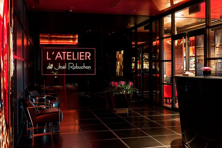 17 best ideas about joel robuchon on pinterest plating for Atelier cuisine montreal