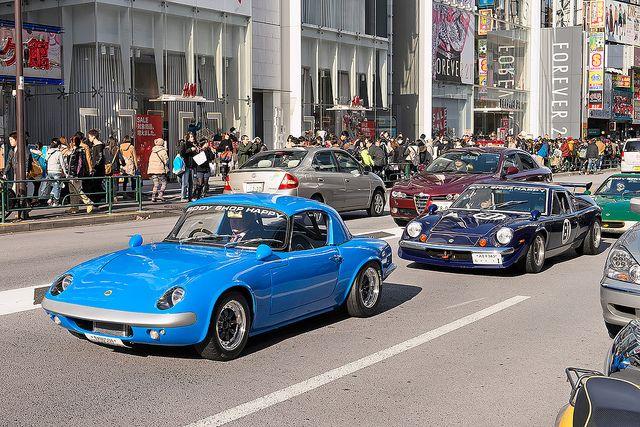 Light Blue Lotus, Harajuku   Flickr - Photo Sharing!