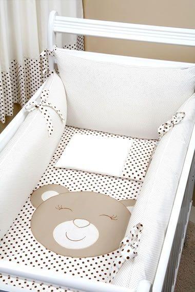 Kit Berço para decorar quarto de bebê25