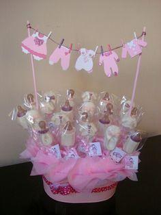 Baby-Dusche-Baby-Ideen Spaß Puppe Feier Catering Zier ...