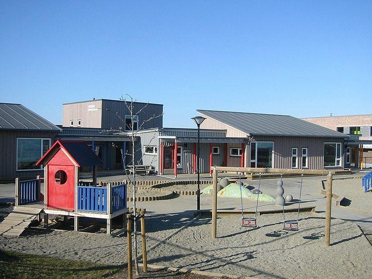Nyborg barnehage (2006) – ARC arkitekter