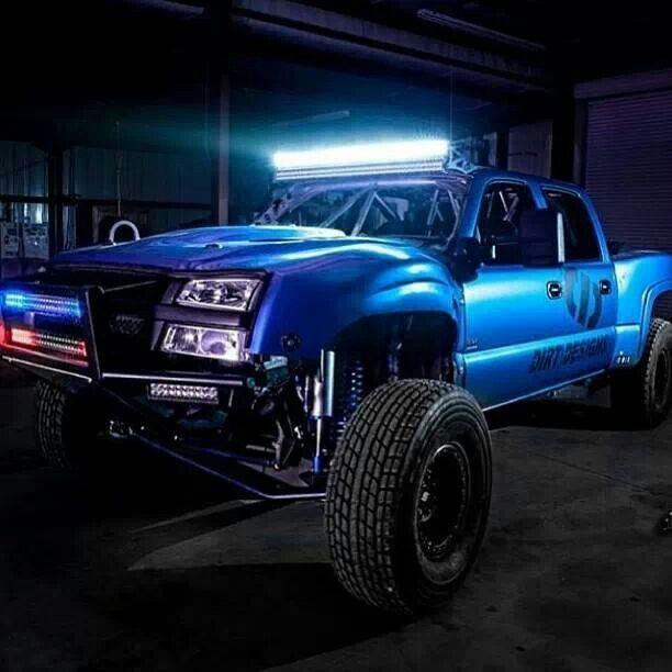 Prerunner Duramax Diesel Chevy Gmc Pinterest