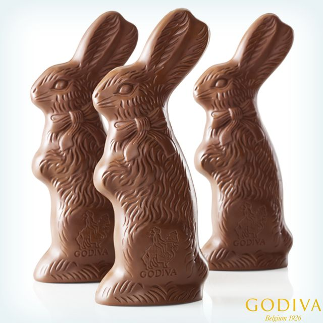 14 best discover easter treasures images on pinterest chocolate get a jump on easter godiva negle Image collections