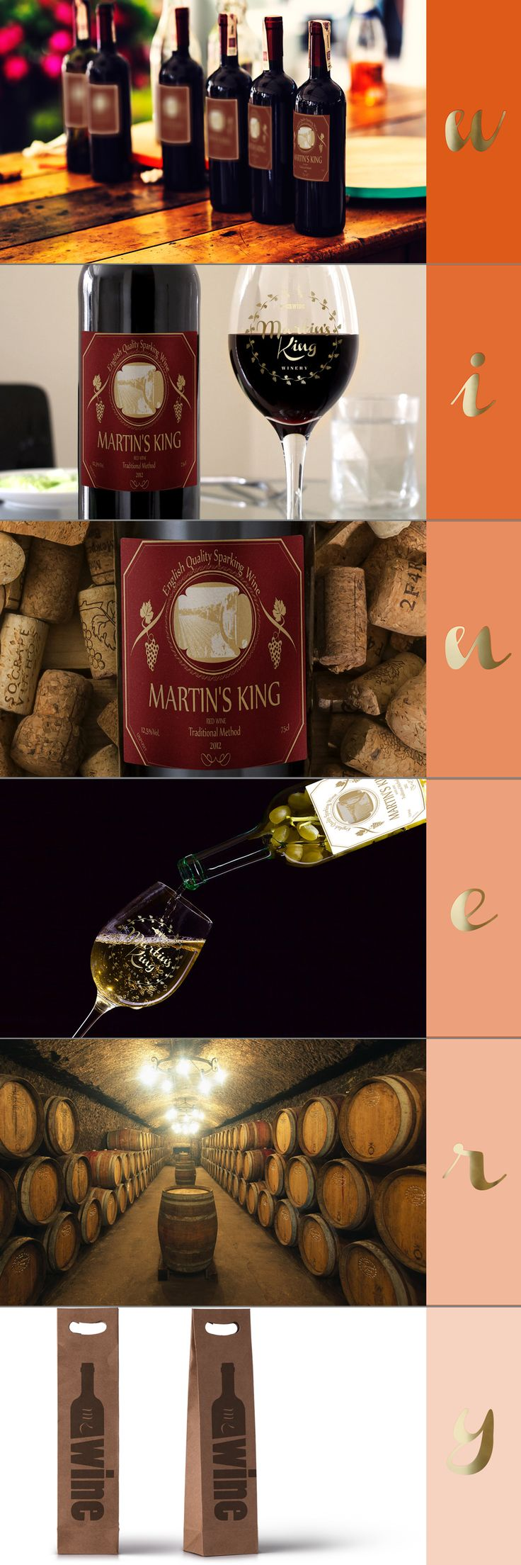 """Check out my @Behance project: """"Martin King Label and Logo"""" https://www.behance.net/gallery/43155663/Martin-King-Label-and-Logo"""