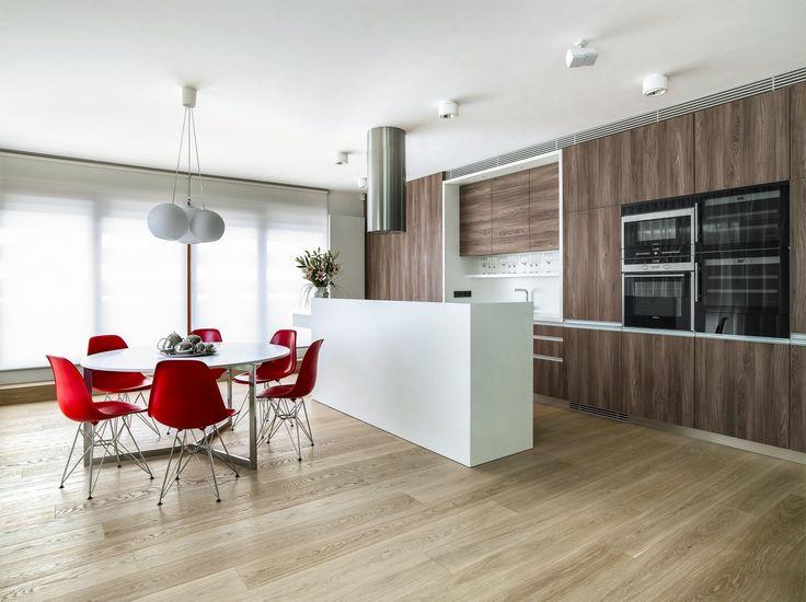 BYT SE STŘEŠNÍ TERASOU | DELICODE / architektonický ateliér