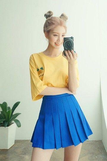 Sweet Cute Tee | Korean Fashion #chuu
