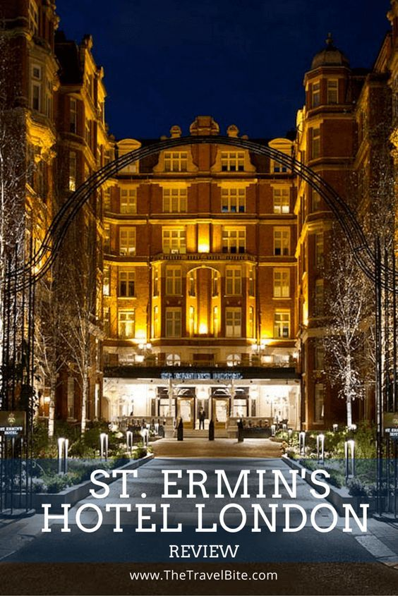 A video review and peek inside the affordably luxurious St. Ermin's Hotel London.