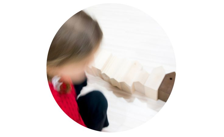 SYAA | 11Houses www.syaa.ro #design #game #wood #kids #children #houses