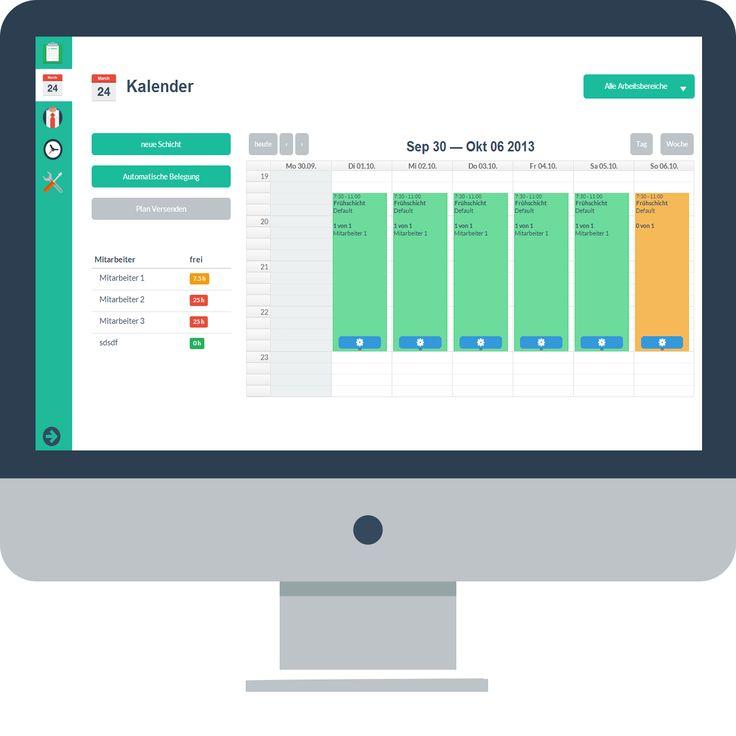 Papershift: Dienstplan online erstellen: schnell und zuverlässig
