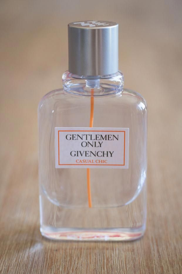 Avis Gentlemen Only Givenchy Casual Chic Intense Parisian Break