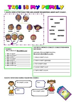 Hello everyone!! this is a two-paged worksheet, in the ...