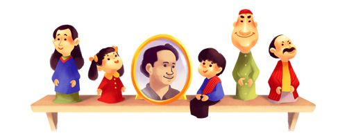 Loving memory of the late Suyadi. Happy 84th birthday! Thank you for creating such a wonderful story of Unyil and friends.