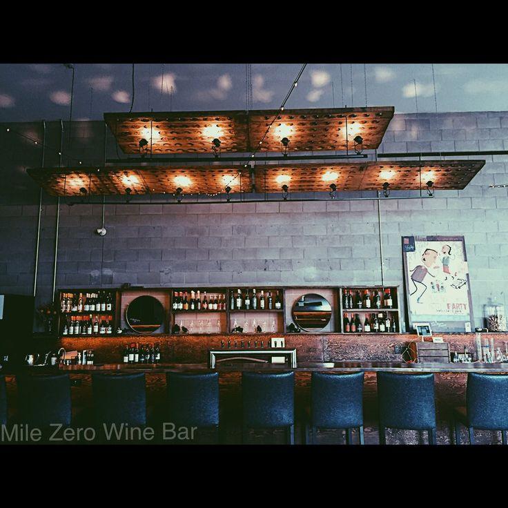 Mile Zero Wine Bar | Penticton, BC,
