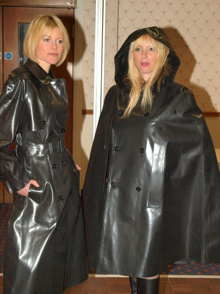 Pin By Edmund Mulrooney On Capes  Rubber Raincoats -3950