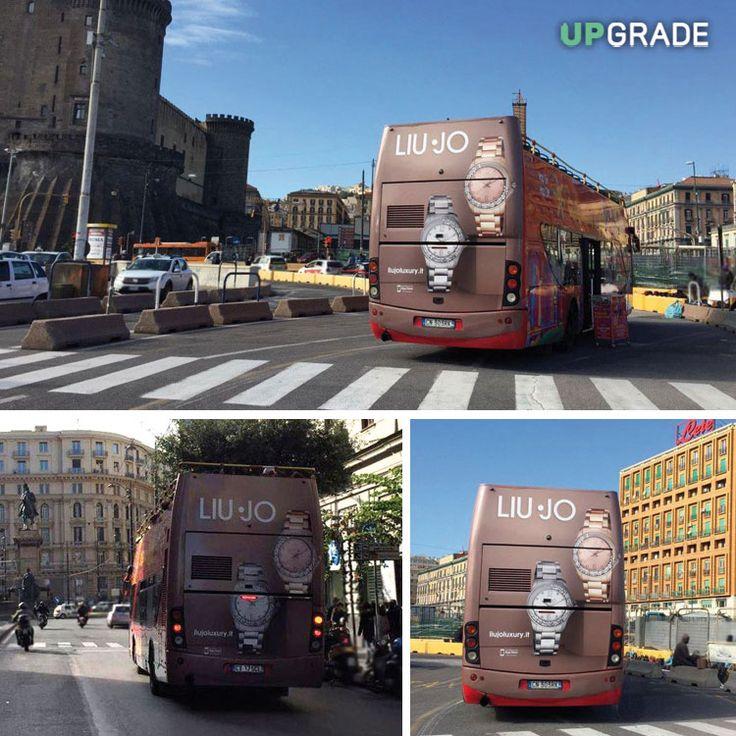 Brand: Liu-Jo Orologi - BUS - Napoli #liujo #liujoluxury #orologi #moda #italia #napoli #fashion www.upgrademedia.it