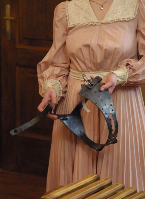 Sacred Strictness | Belles Méres sévéres | Female chastity ...